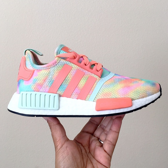 Adidas Shoes Rare Nmd R1 Tie Dye Easter Limited Edition Poshmark